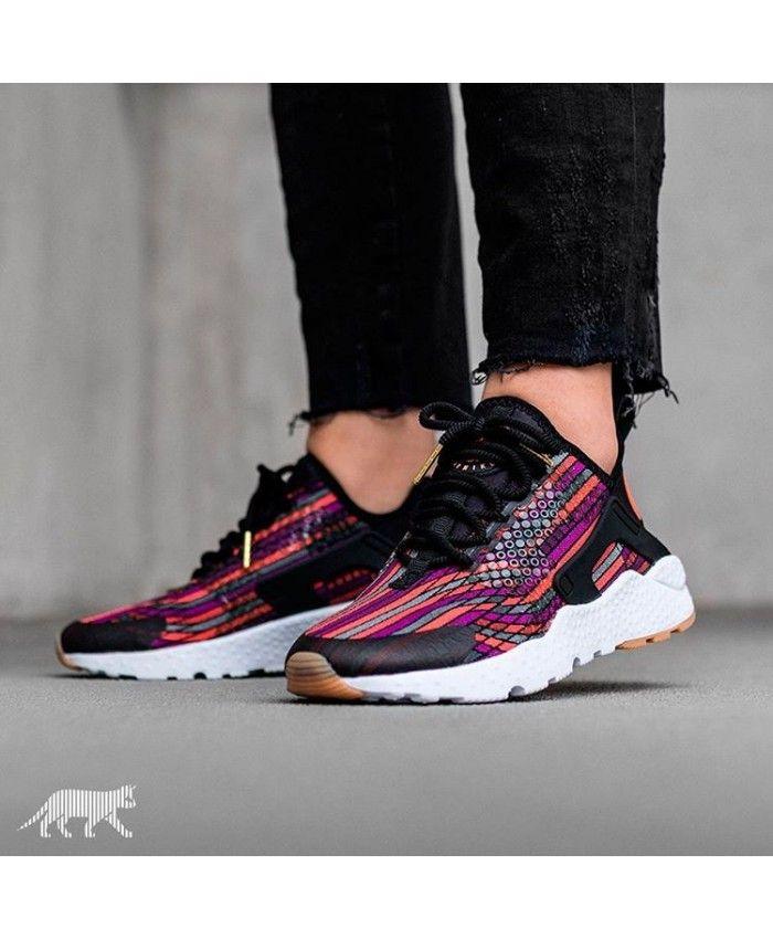 1a106d7636 Nike Air Huarache Run Ultra Jacquard Premium Trainers In Multicolor ...