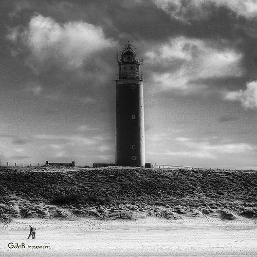 the lighthouse of Texel | de vuurtoren van Texel