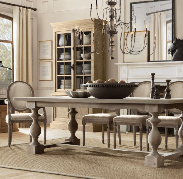 Restoration Hardware Kitchen Tables: 29 Best Dining Room Inspo Images On Pinterest