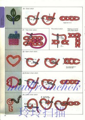 Ainda quero aprender a bordar!!: Bordados Puntos, Puntos Para, Puntos Embroidery, Ainda Quero, Points, Embroidery, To Embroider, Tutorial Bordados