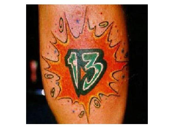 15 Amazing Amount 13 Tattoo Patterns - http://www.2016hairstyleideas.com/haircuts/15-amazing-amount-13-tattoo-patterns.html