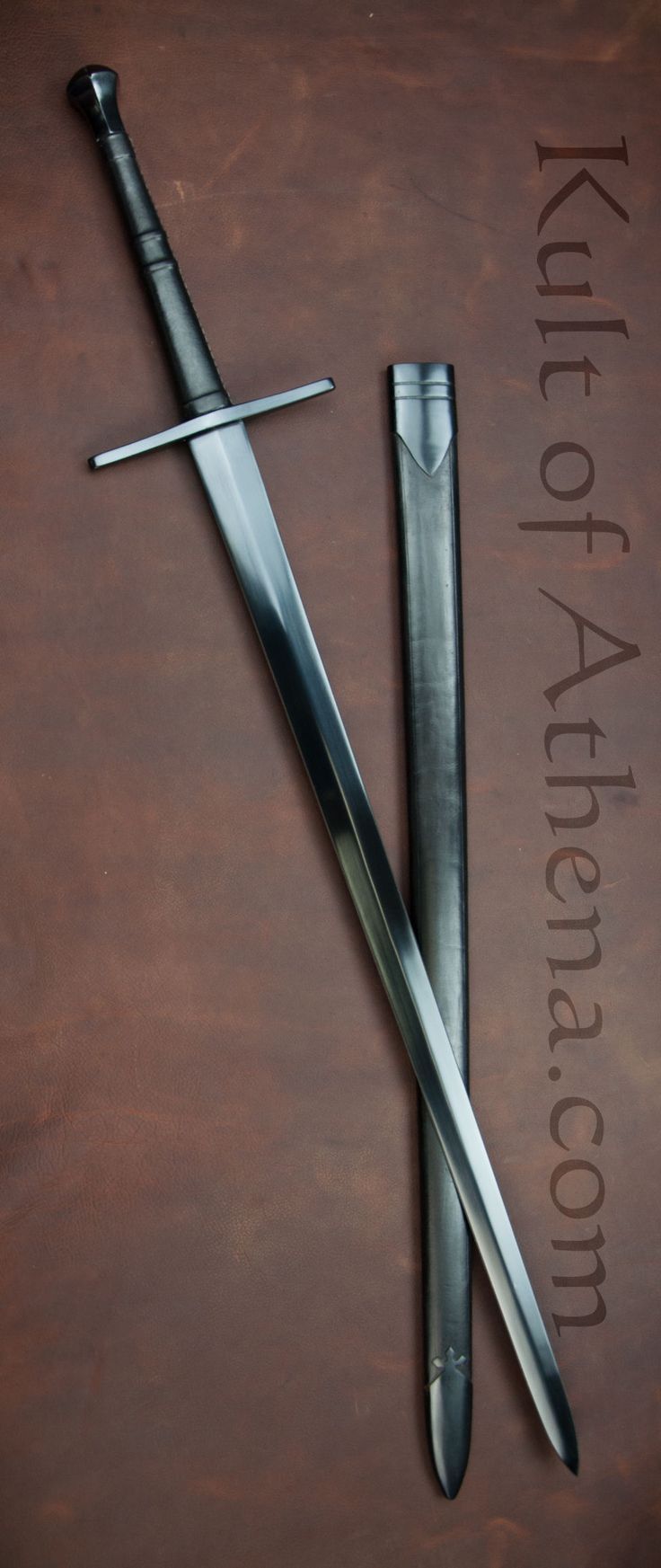Cold Steel Hand and a Half Sword - Man at Arms Collection - 9