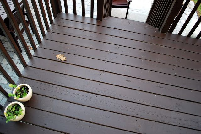 Decking that looks like wood