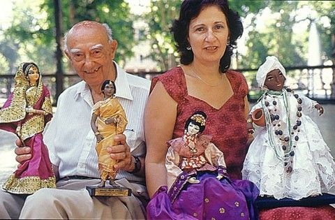 Ljeposlav Perinic 1922-2005 the King of Dolls -- article about him and his collection