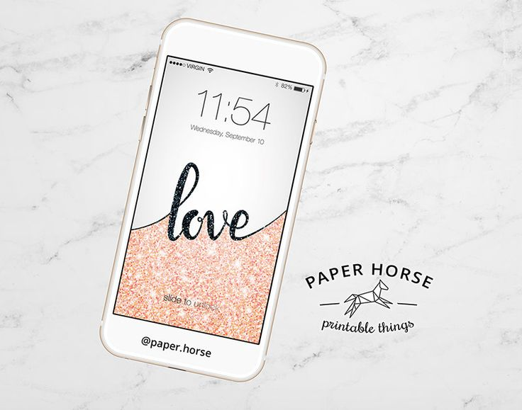 Sparkle Digital Background, Love iPhone Wallpaper, Sparkle typography, Phone Background,  Digital Wallpaper, Cell design, iphone,5,6,6+,7,7+ by PaperHorseDesign on Etsy