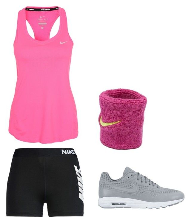 """Untitled #19"" by hongjina on Polyvore featuring NIKE"