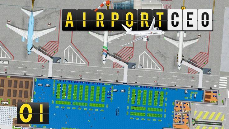 Airport CEO | Flughafen Bau und Management Simulator  #01 deutsch german In Airport CEO bauen und managen wir einen Flughafen mit SEHR vielen Details!  SELBST spielen: Günstiger Key folgt!   ABO KOSTENLOS: http://gada.link/ggsabo  Alle Folgen Airport CEO: https://www.youtube.com/playlist?list=PLTHcscbf3HJLaikywl3iIELf8vQFPcok2&index=1  MEHR ?  Beschreibung lesen!   ÜBER DIESES SPIEL   Günstig kaufen sofort zocken: Günstiger Key folgt! -Werbelink  via amazon als Box: Folgt! -Werbelink Über…