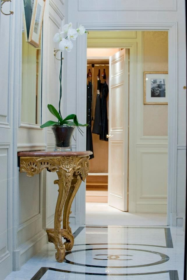 THE Suite Coco Chanel At The Ritz Carlton Paris France