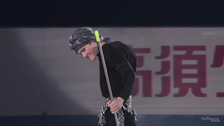 Mikhail Kolyada  Tokyo, Japan World team trophy 2017