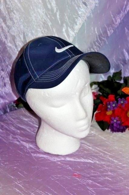 481b49188be NIKE Swoosh Front Hat 333114 Mens Adjustable Ball CapMountaineer  ManiacsNWTp2  fashion  clothing  shoes