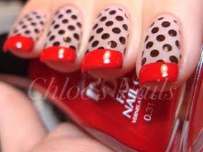 more UGA Dawg nails!!