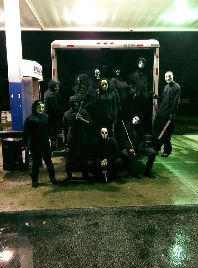 The Purge Anarchy  Six of the worst masked men in horror