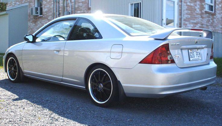 2002 Honda Civic Coupe