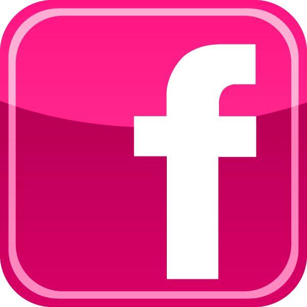 DeviantArt: More Like Logo de facebook color rosa by NatisBello
