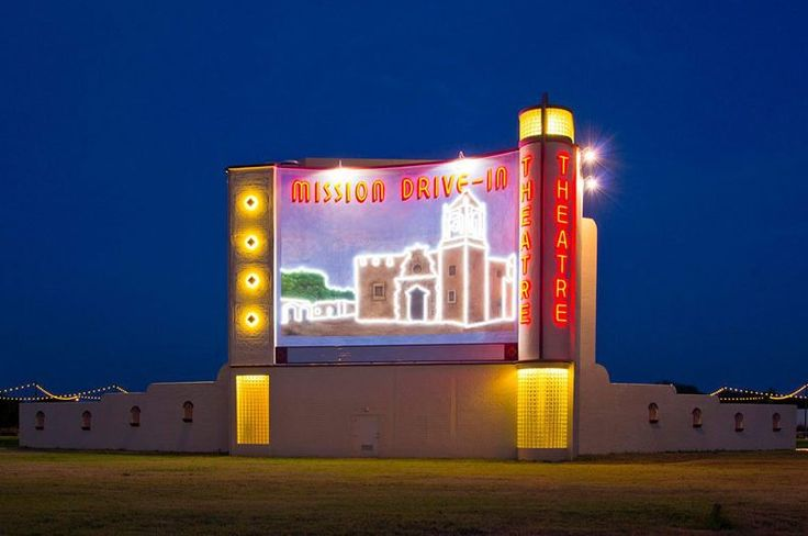 10 Texas Drive-In Theaters You Need to Visit