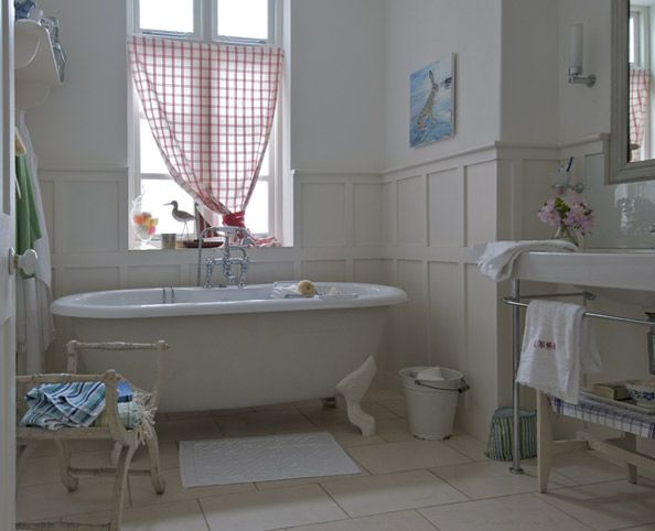 Bathroom Wood Panelling Bathrooms Pinterest