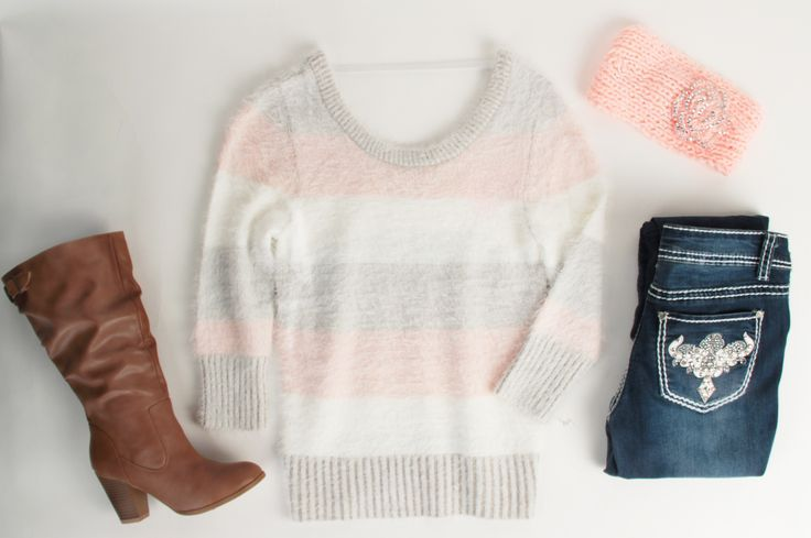 Deb Shops #sweater #ootd