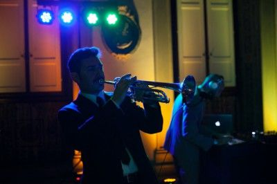 Sposarsi in Toscana - Wedding Planner in Toscana - Blanc Ricevimenti - Alma Project Deejay & Trumpet