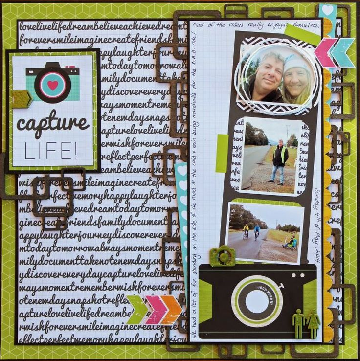 Scrappy Chat Designs - Design Team Member - Heather McMahon - Using the Picture Perfect Today Kit. http://scrappychatdesigns.blogspot.com.au/2014/05/capture-life.html