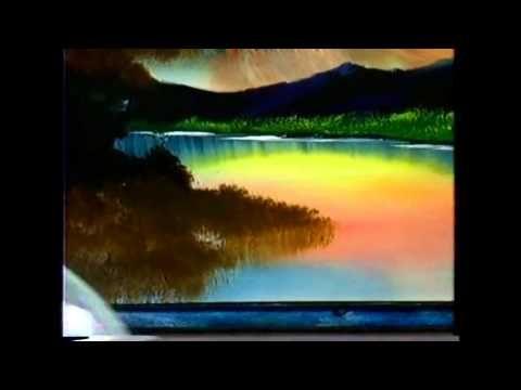 946 best Painting Bob Ross images on Pinterest