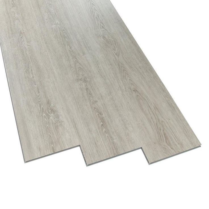 Casa moderna light grey oak xl luxury vinyl plank 9in x for Casa moderna hampton hickory