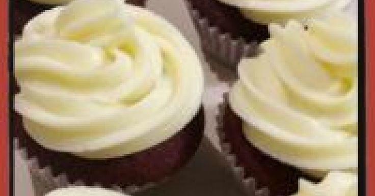 Easy As Red Velvet Cupcakes & Buttercream Icing