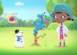 DoctoraJuguetesJuegos.com - Juego: Rompecabezas Felpita Llorando - Juegos de Puzzles de Doctora Juguetes Disney Jugar Gratis Online