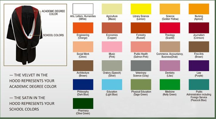 The Importance of Masters Graduation Hood Colors