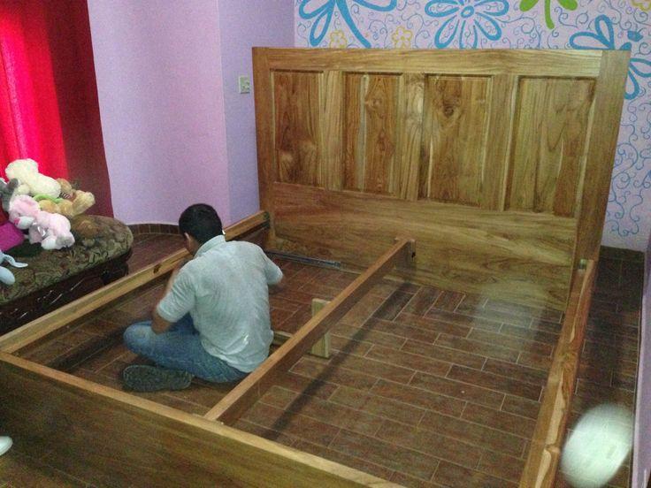 25 melhores ideias sobre medida cama king no pinterest for Cuanto miden las camas king