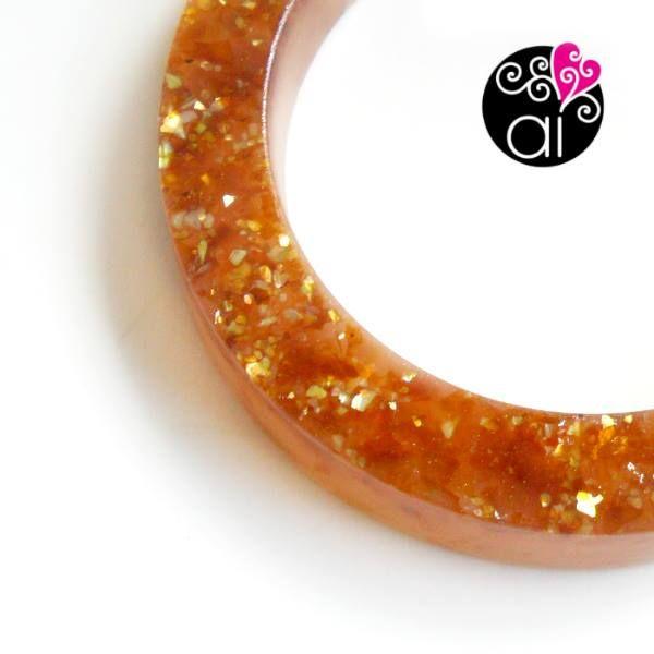 tutorial resina effetto ambra istruzioni per creare l'ambra con la resina epossidica bicomponente E30 scaglie di madreperla gommalacca e smalto
