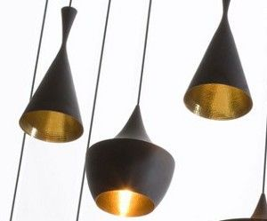 Elegante hanglamp van Tom D.