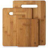 Totally Bamboo 20-7930 3-Piece Cutting Board Set