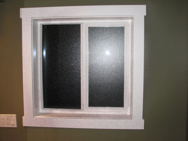 Interior Window Trim Ideas | Same For The Door