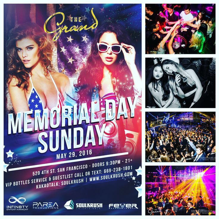 """Fuck Yeah we back @ The Grand SF Popping like muthafunkas 5/29 Sunday  Ladies FREE All-Nite w/ RSVP Signup Here: http://eepurl.com/8of8D VIP/Table 1-669-238-1801 Kakao & WeChat """"SOULKRUSH""""  #grandsf #soulkrush #clubbing #sunday #memorial #day #party #asian #korean #nightlife #sf #sanfrancisco #파티 #클럽 #샌프란시스코 #그랜드 #유학생 #한인 #edm #trap #hiphop"""