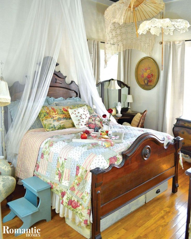 Ready of Romance – Romantic Bedroom Tour - Romantic Homes