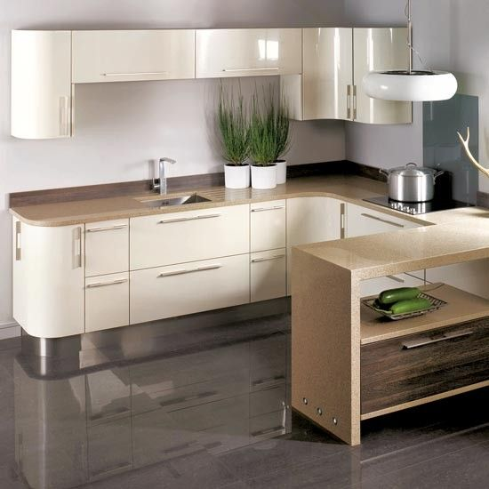 L Shaped Kitchen Designs With Island Kitchen Transitional: 16 Contemporary Living Room Design Inspirations 2012