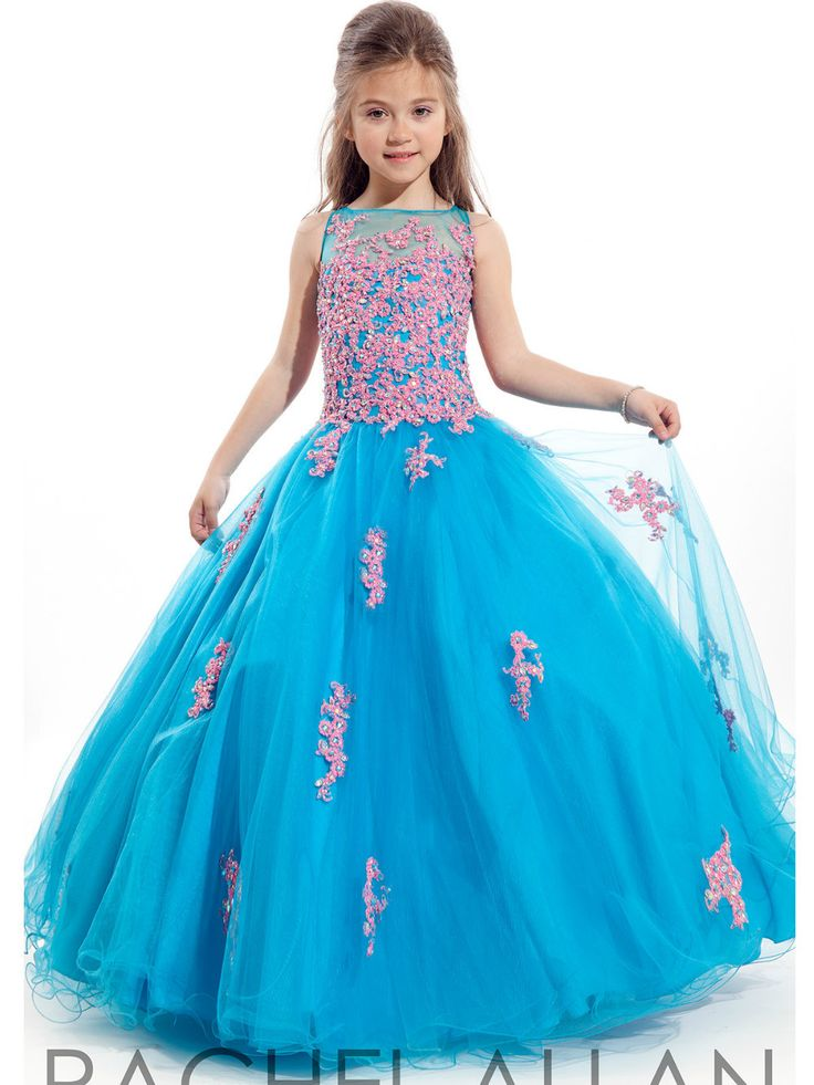 25  best ideas about Girls pageant dresses on Pinterest | Pageant ...