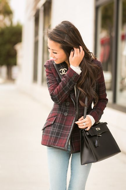 Plaid X Two :: Casual days