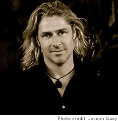 Ed Roland of Collective Soul. How is Collective Soul they not the most popular band of the 2000's?!