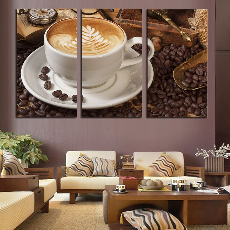 A Cup of coffe https://walldecordeals.com/3-panel-coffee-wall-art-picture-modern-painting-canvas-home-decoration-living-room-canvas-print-large-canvas-art-unframed/