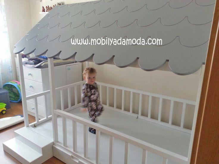 izmir bebek odası|izmir çocuk odası|mobilyadamoda,bebek odası izmir,beşik izmir,ranza,izmir,yer yatağı,montessori yatağı,çocuk odası,montessori yer yatağı, kişiye özel tasarım, özel tasarım mobilya, özel üretim mobilya, izmir çocuk odası, genç odası,Montessori, izmir mobilya ~ Çatısı Shingle Altı Çekmeceli Basamaklı Montessori Yer Yatağı