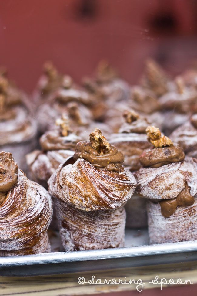 A review of the Cruffin from Mr. Holmes Bakeshop, and tips on how to purchase the coveted cruffin.