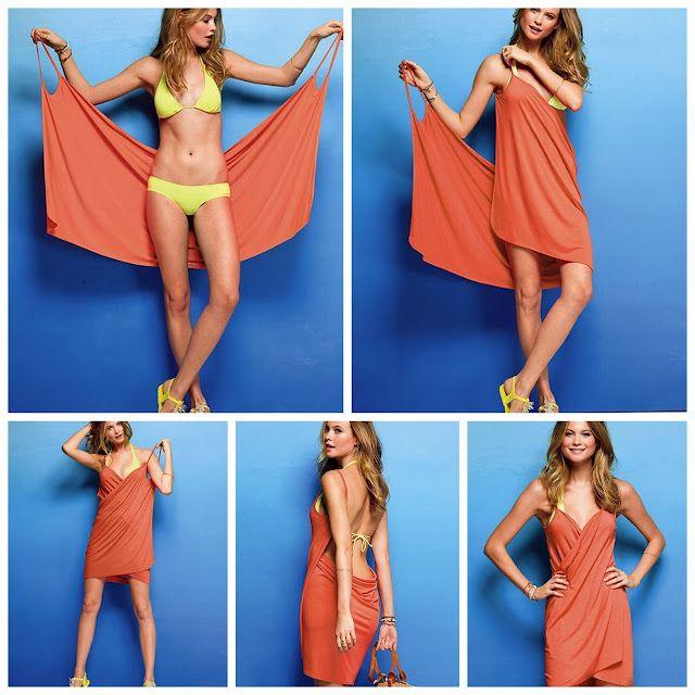 Como hacer el Pareo de Moda 2012 - enrHedando