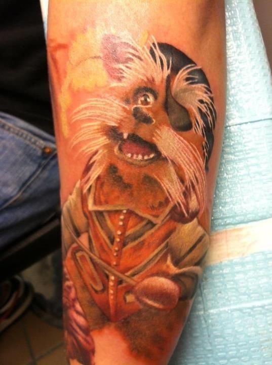 Sir Didymus! | Tattoo | Pinterest | Lost, Sculpture and TVs Labyrinth Movie Tattoo