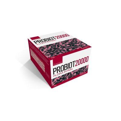 PROBIOT INTIMA Contenido por sobre de 6g: Lactobacillus acidophilus, Lactobacillus rhamnosus, Lactobacillus plantarum, Propionibacterium frendeureichi, Lactobacillus gasseri 20.000 millones. RECOMENDACIÓN DE CONSUMO: tomar un sobre en ayunas. Verter el contenido del sobre en un vaso de agua templada, agitar y beber.   #probiotico