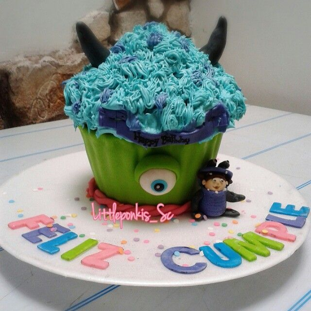 Gigant cupcake