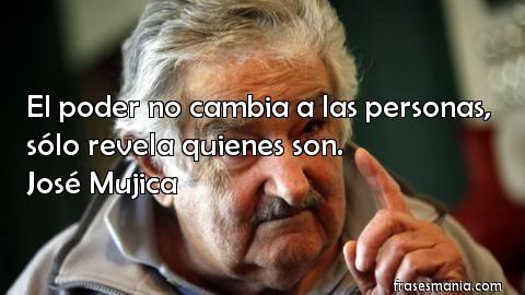 Frases de Jose Mujica