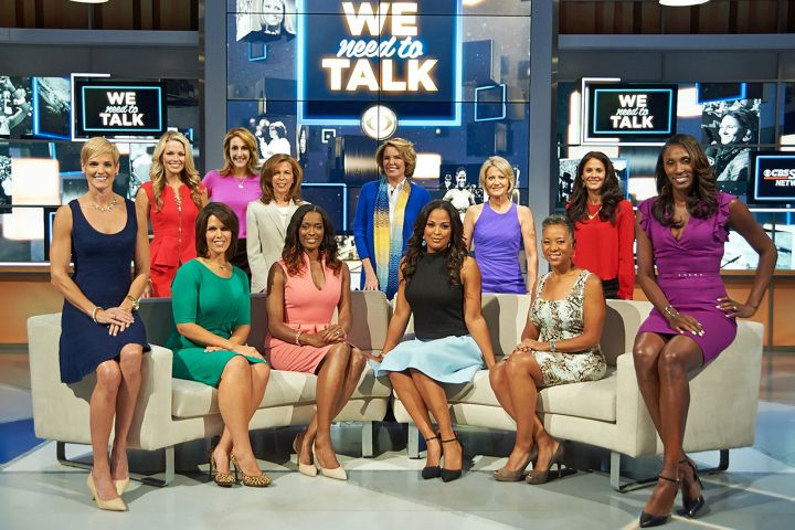 """CBS Sports All-Female Sports Show """"We Need to Talk"""" Debuts Successfully; Expected to Air More Episodes this Spring"""