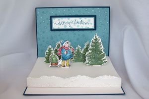 227 Best Pop Up CardsVery Crafty Images On Pinterest