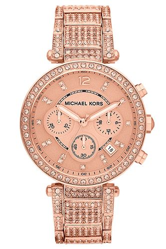 Never Ask For The Time Again With These So-Chic Michael Kors Watches #Refinery29